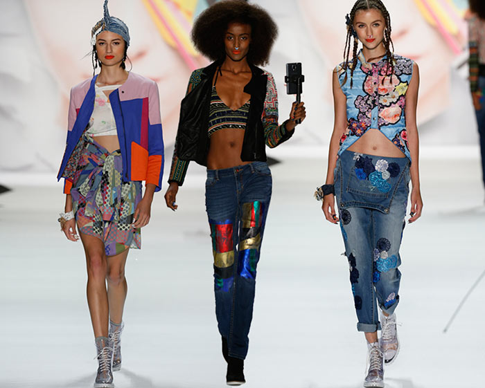 Desigual Spring/Summer 2016 Collection