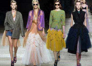 Dries Van Noten Spring/Summer 2016 Collection – Paris Fashion Week