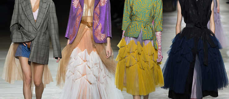 Dries Van Noten Spring/Summer 2016 Collection – Paris Fashion Week