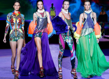 DSquared2 Spring/Summer 2016 Collection – Milan Fashion Week