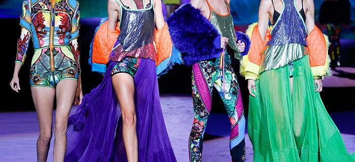 DSquared2 Spring/Summer 2016 Collection – Milan Fashion Week