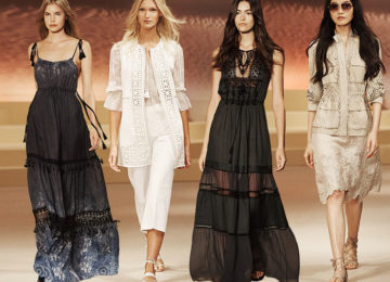 Elie Tahari Spring/Summer 2016 Collection – New York Fashion Week
