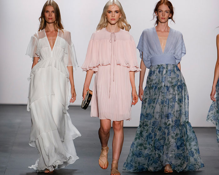 Erin Fetherston Spring/Summer 2019 Collection