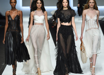 Ermanno Scervino Spring/Summer 2016 Collection – Milan Fashion Week
