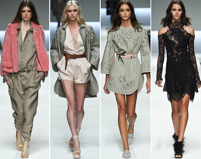 Ermanno Scervino Spring/Summer 2016 Collection