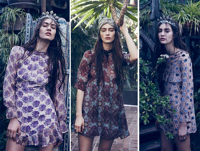 For Love & Lemons Fall 2015: Gypsy Dreamer