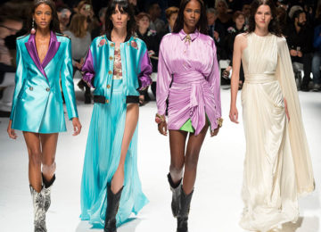 Fausto Puglisi Spring/Summer 2016 Collection – Milan Fashion Week