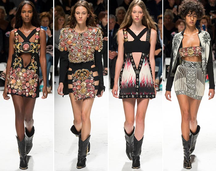 Fausto Puglisi Spring/Summer 2016 Collection