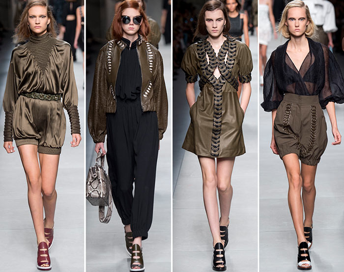 Fendi Spring/Summer 2016 Collection