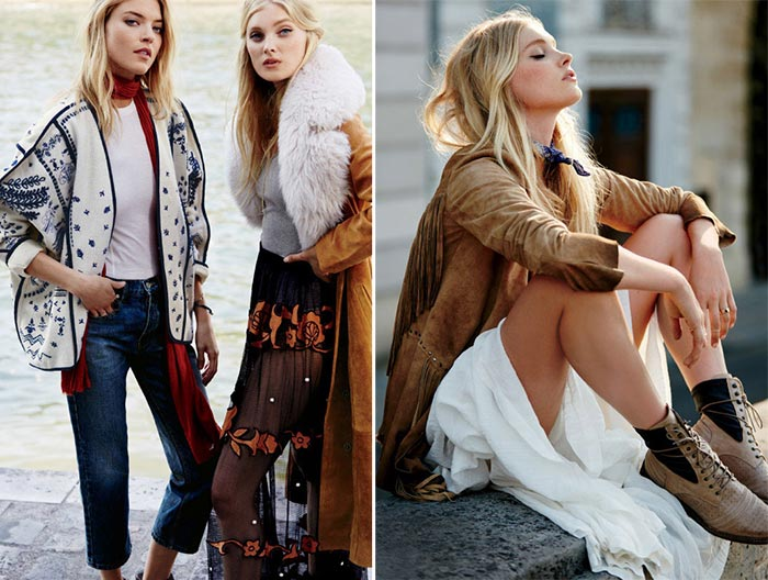 Free People September 2015 Lookbook