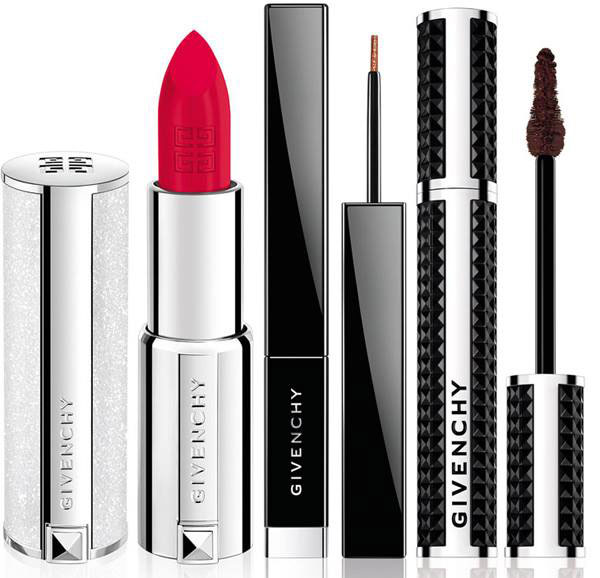 Givenchy Les Nuances Glacées Holiday 2015 Makeup Collection