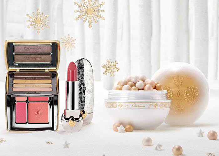 Guerlain Neiges et Merveilles Holiday 2015 Makeup Collection
