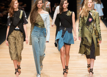 Guy Laroche Spring/Summer 2016 Collection – Paris Fashion Week