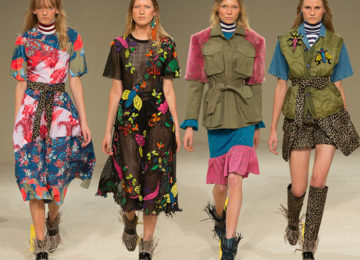 House of Holland Spring/Summer 2016 Collection – London Fashion Week
