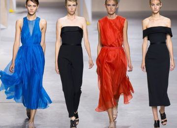 Hugo Boss Spring/Summer 2016 Collection – New York Fashion Week