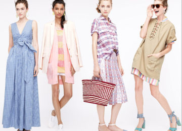 J.Crew Spring/Summer 2016 Collection – New York Fashion Week