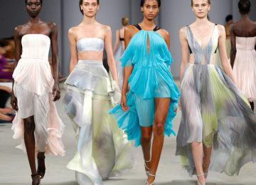J. Mendel Spring/Summer 2016 Collection – New york Fashion Week