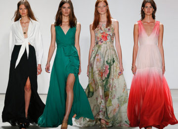 Jenny Packham Spring/Summer 2016 Collection – New York Fashion Week