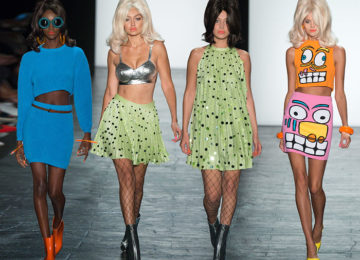 Jeremy Scott Spring/Summer 2016 Collection – New York Fashion Week