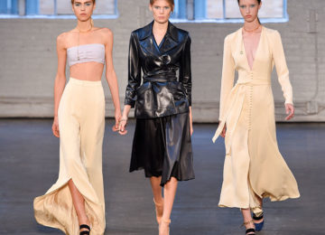 Jill Stuart Spring/Summer 2016 Collection – New York Fashion Week