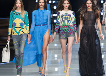 John Richmond Spring/Summer 2016 Collection – Milan Fashion Week