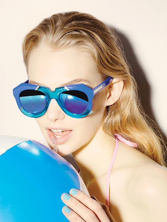 Karen Walker Poolside Sunglasses 2015