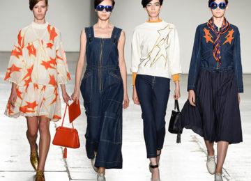 Karen Walker Spring/Summer 2016 Collection – New York Fashion Week