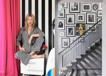 Kate Moss As an Interior Designer?