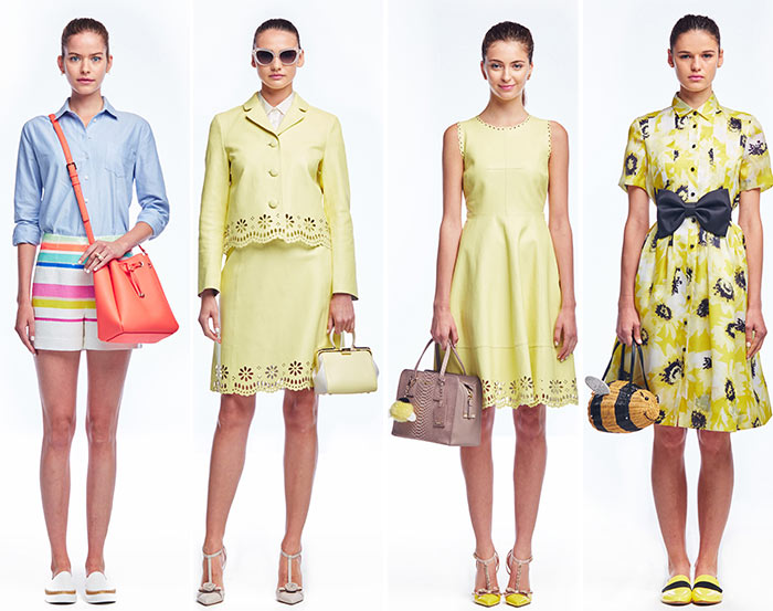 Kate Spade Spring/Summer 2016 Collection