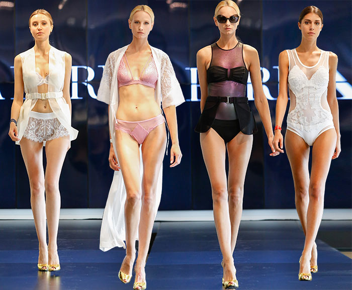 La Perla Spring/Summer 2016 Collection
