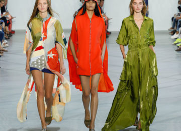 Lacoste Spring/Summer 2016 Collection – New York Fashion Week