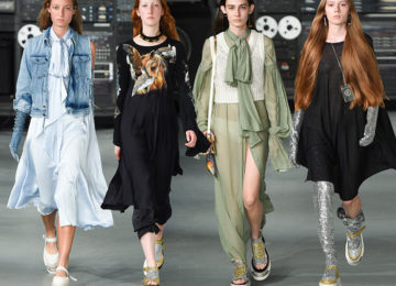 MM6 Maison Margiela Spring/Summer 2016 Collection – LFW