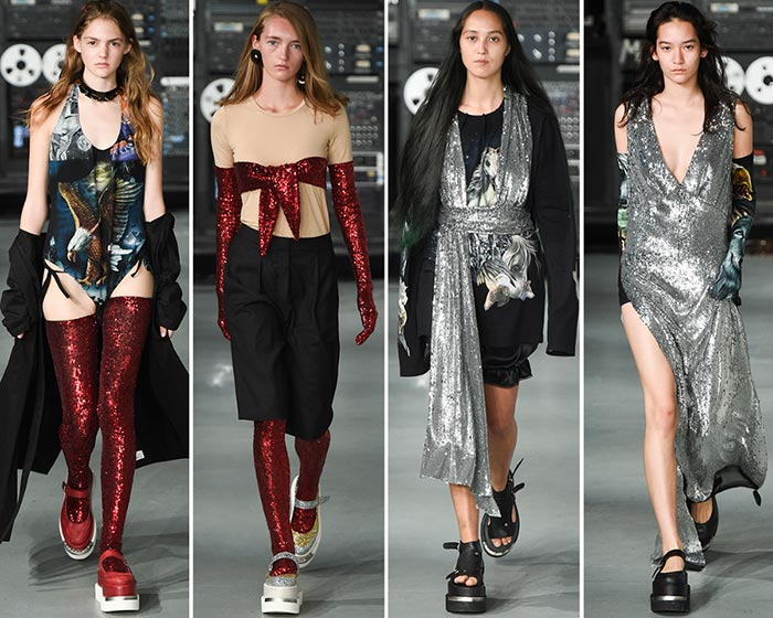 MM6 Maison Margiela Spring/Summer 2016 Collection