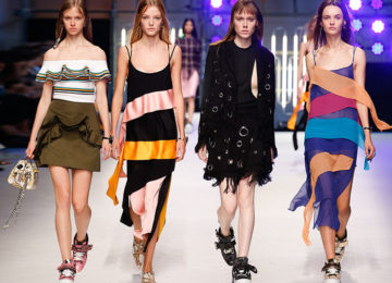 MSGM Spring/Summer 2016 Collection – Milan Fashion Week
