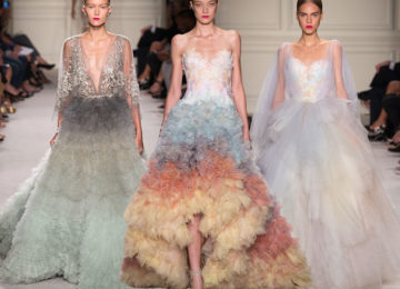 Marchesa Spring/Summer 2016 Collection – New York Fashion Week