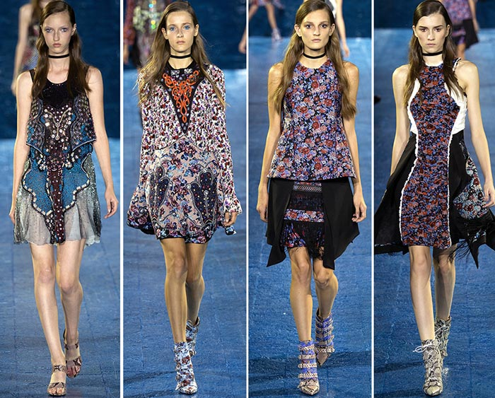 Mary Katrantzou Spring/Summer 2016 Collection