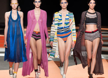 Missoni Spring/Summer 2016 Collection – Milan Fashion Week