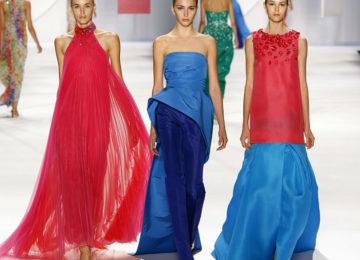 Monique Lhuillier Spring/Summer 2016 Collection – New York Fashion Week