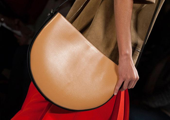 NYFW Spring 2016 Accessories: Victoria Beckham Handbag
