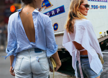 NYFW Spring 2016 Brightest Street Style Moments