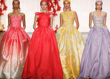 Naeem Khan Spring/Summer 2016 Collection – New York Fashion Week