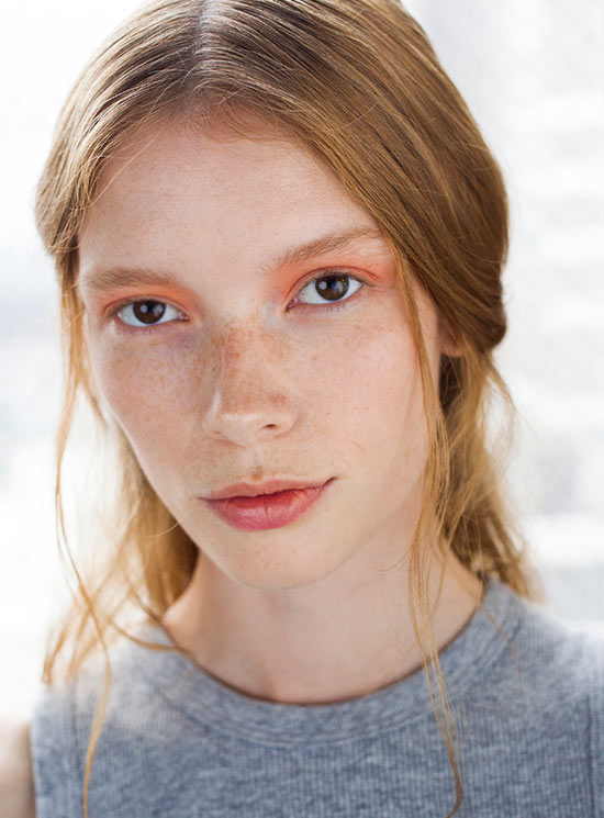 New York Fashion Week Spring 2016 Beauty: Natural Makeup