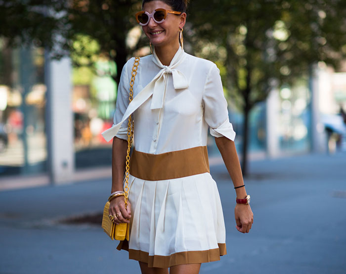 New York Fashion Week Spring 2016 Street Style