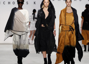 Nicholas K Spring/Summer 2016 Collection – New York Fashion Week