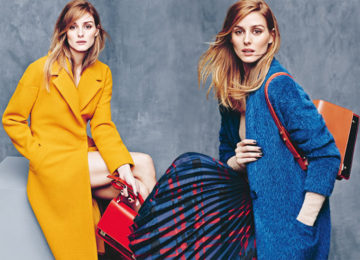 Olivia Palermo for Max & Co. Fall/Winter 2015-2016 Campaign