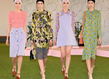 Orla Kiely Spring/Summer 2016 Collection – London Fashion Week