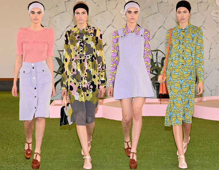 Orla Kiely Spring/Summer 2016 Collection