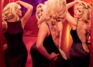 Paloma Faith Stars In Agent Provocateur's Fall 2015 Ad Campaign