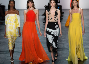 Prabal Gurung Spring/Summer 2016 Collection – New York Fashion Week