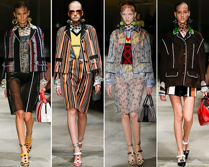 Prada Spring/Summer 2016 Collection